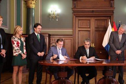 """Rodríguez (NC) ve en los PGE de 2018 """"contenidos relevantes"""" para contribuir al desarrollo del país"""