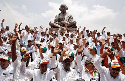 El partido de Modi rechaza formar gobierno en el estado de Karnataka tras las protestas de la oposición