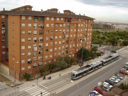 La Generalitat adjudica 23 viviendas sociales más reparadas en el plan de rehabilitación de La Coma (Paterna)