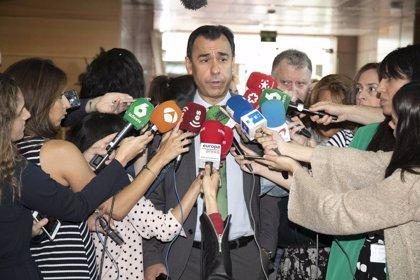 """Martínez-Maíllo advierte a Torra: """"Podrá ser un títere de Puigdemont pero si no respeta las leyes será el responsable"""""""