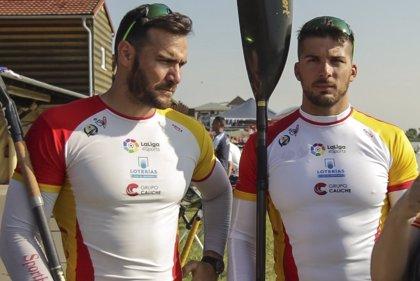 Los tándems Craviotto-Toro y Cooper Walz-Germade, oro en la Copa del Mundo