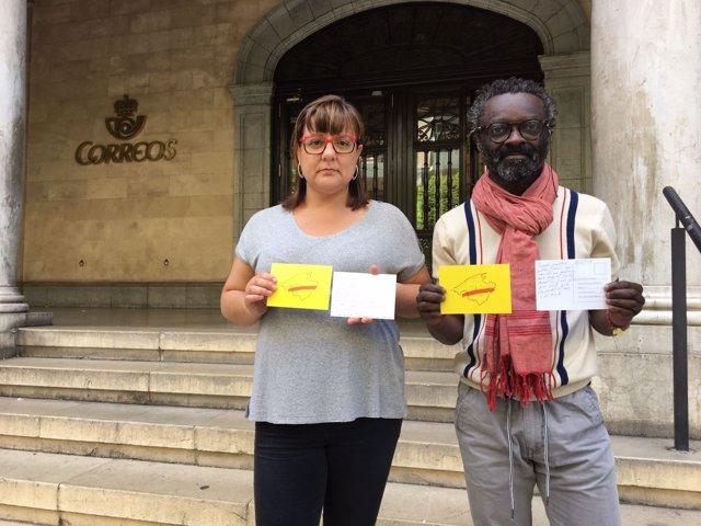 MÉS per Mallorca impulsa una campaña de solidaridad con los 'presos políticos' catalanes