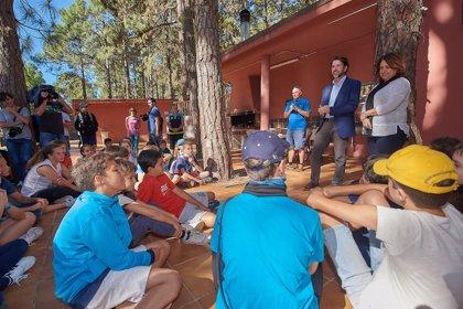 El Cabildo de Tenerife oferta 300 plazas para los campamentos de verano