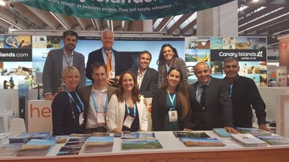 Tenerife se promociona como destino de congresos y eventos en Alemania