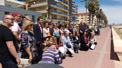 Castellón se promociona a agencias de viaje de Madrid para atraer más turistas en el nuevo AVE