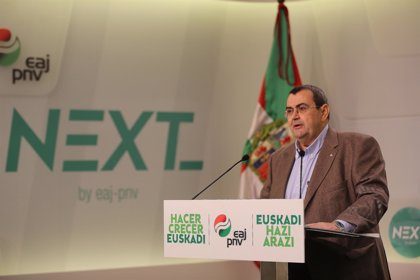 """PNV cree que EH Bildu y Podemos son """"pescadores de río revuelto"""" por embaucar a pensionistas con propuestas imposibles"""