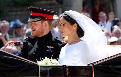 El Príncipe Harry y Meghan Markle ya son marido y mujer: descubre todos los detalles de la boda del año