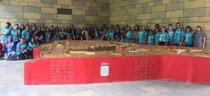 Alrededor de 60 jóvenes de distintas comunidades autónomas participan en el Evento Anual de Voluntarios de Erasmus +