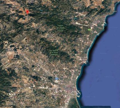 Un ciclista fallece tras ser arrollado por un camión en la N-234 en Barracas (Castellón)