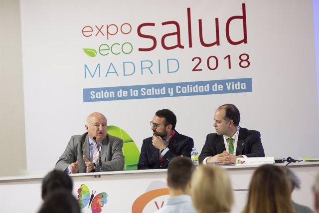 Daniel Sarto, Eduardo García y Roberto San Antonio-Abad