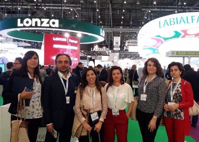 Empresas andaluza apoyadas por Extenda en Suiza.