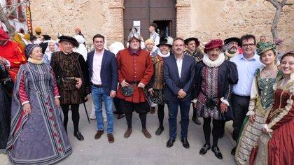 """La Diputación acompaña a Padules (Almería) en su """"viaje"""" a 1570 para revivir 'La paz de Las Alpujarras'"""