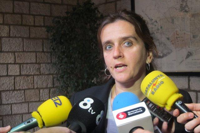 La comissionada de Salut de Barcelona, Gemma Tarafa