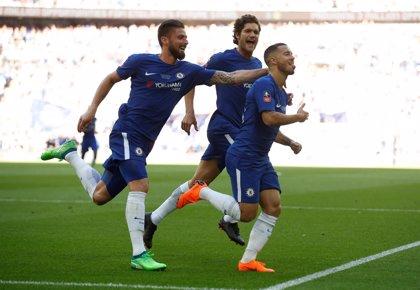 El Chelsea maquilla la temporada con la FA Cup ante el United