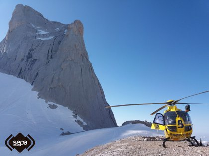 Muere un montañero mientras escalaba el Urriellu