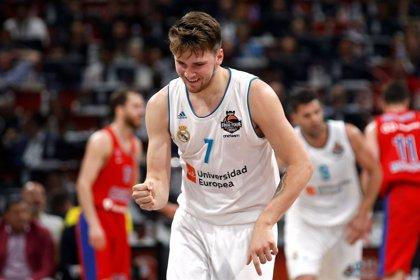 Luka Doncic, el MVP más joven de la Euroliga