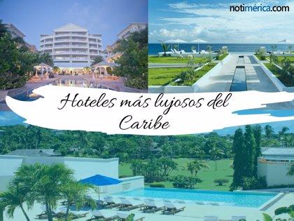 Los 10 mejores hoteles de lujo en el Caribe