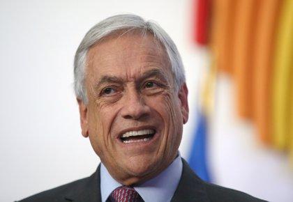 """Sebastián Piñera reprocha a Maduro su """"sed y ambición de poder"""" horas antes de las elecciones presidenciales"""