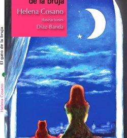 Helena Cosano evoca l'amistat inseparable en el seu primer llibre infantil, 'El gato de la bruja' (Éride Ediciones)