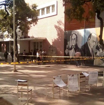 El centro de votación más grande de Venezuela permanece vacío según medios locales