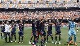 Foto: El Valencia disfruta de su fiesta de 'Champions' y el Athletic despide con derrota a Ziganda