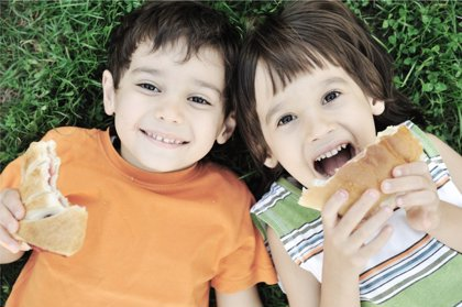 Dejar a los niños con un poco de apetito no es malo, según este estudio