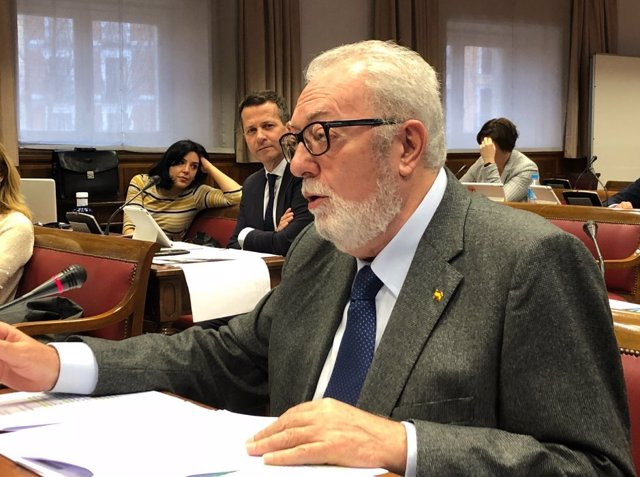 Pedro Agramunt, senador PP