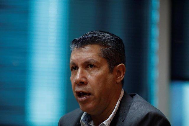 El opositor venezolano Henri Falcón
