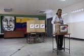 Foto: Fotos y vídeos de la jornada electoral en Venezuela