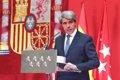 GARRIDO JURA EL CARGO DE PRESIDENTE Y APELA A LA SOLIDARIDAD Y CONCORDIA DE ESPANA ANTE PROYECTOS RUPTURISTAS
