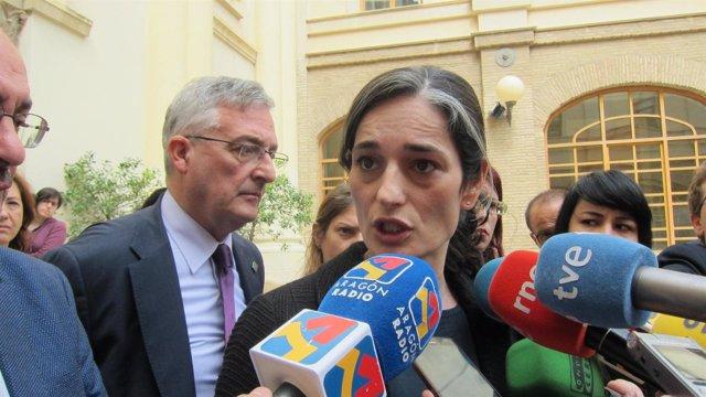 La secretaria de Estado de Medio Ambiente, María García Rodríguez