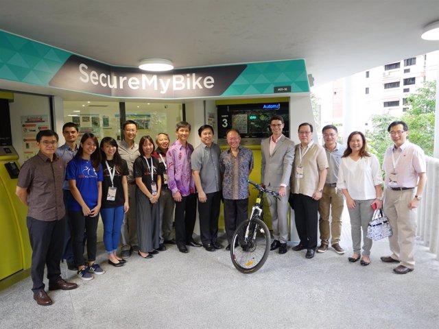 Secure My Bike