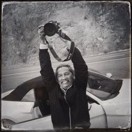 El fotoperiodista mexicano Bernardino Hernández