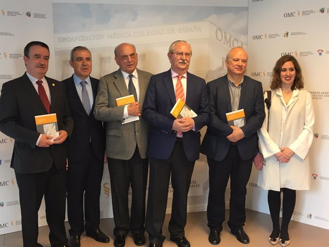 Presentación del libro 'Responsabilidad del Médico Interno Residente'