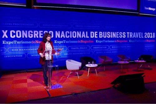 La secretaria de Estado de Turismo inaugura la Iª Expo Turismo Negocios