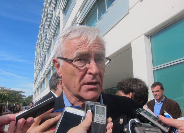 L'alcalde de València, Joan Ribó.