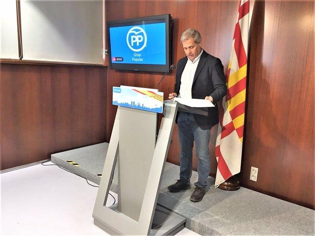 Alberto Fernández Díaz, PP