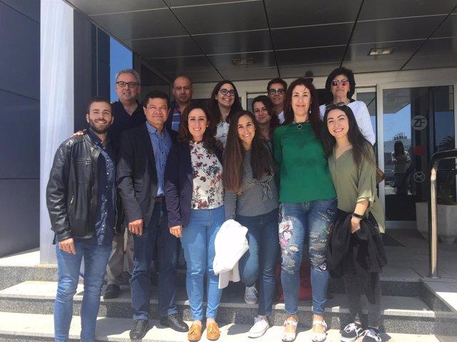 Nota De Prensa: Residentes De Atención Familiar Y Comunitaria Del Campo De Gibra