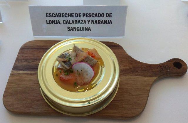 Mejor Tapa MadeinCV, de Alejandro Platero. Restaurante Saor.