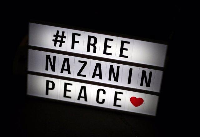 Mensaje de apoyo a Nazanin Zaghari-Ratcliffe