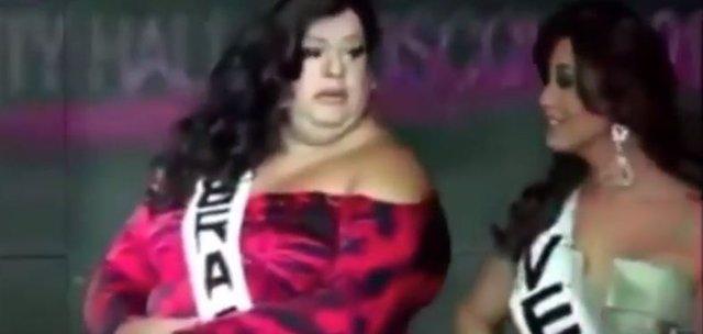 Miss brasileña