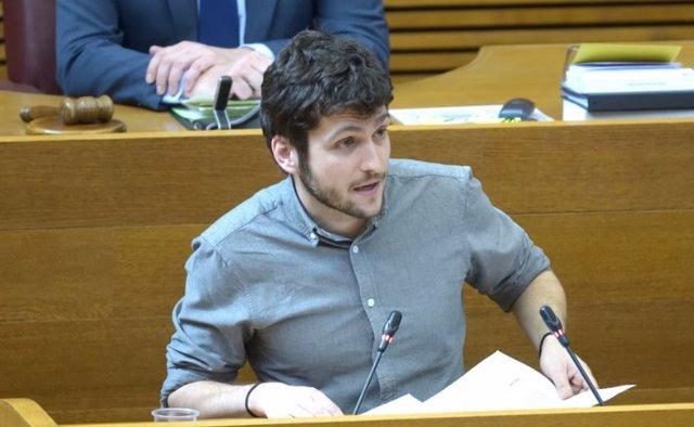 Antonio Estañ en una imatge d'arxiu