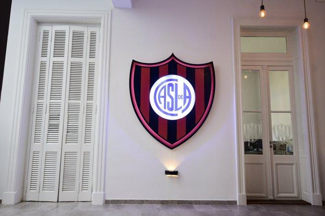 Sede Club Atlético San Lorenzo de Almagro
