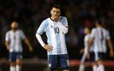 Foto: Messi lidera a una Argentina con Dybala y sin Icardi
