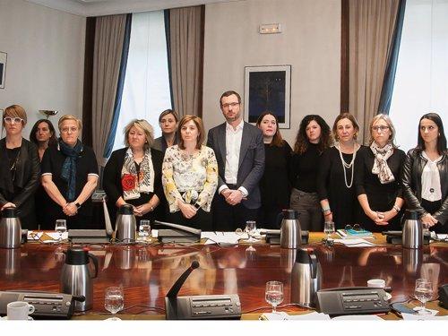 La Subcomisión para un Pacto de Estado en materia de Violencia de Género