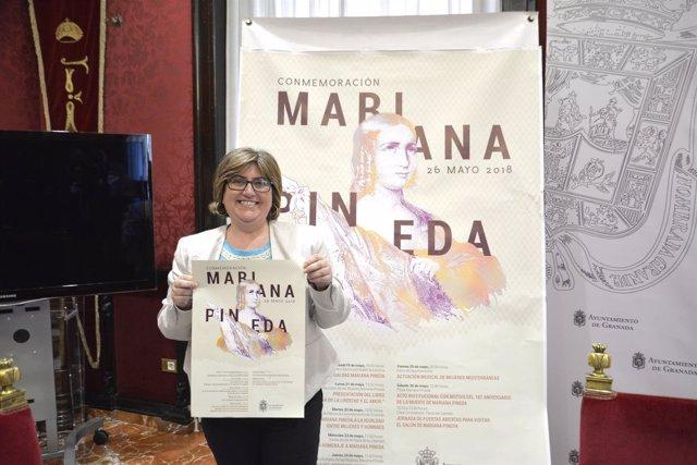 Programación por el día de Mariana Pineda