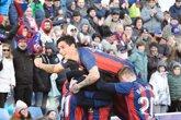 Foto: El Huesca jugará en la máxima categoría del fútbol español por primera vez en su historia
