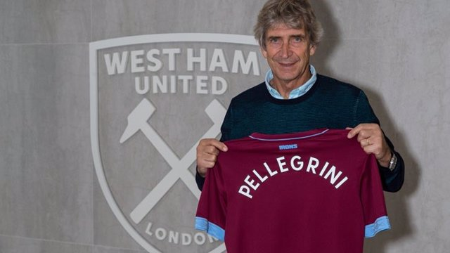 Manuel Pellegrini ficha por el West Ham