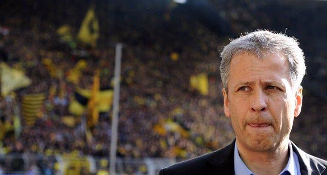 Lucien Favre, nuevo entrenador del Borussia Dortmund