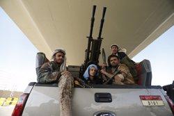 Diversos morts i ferits en un atac amb coets per part dels houthis contra la localitat de Marib (Iemen) (KHALED ABDULLAH ALI AL MAHDI - Archivo)